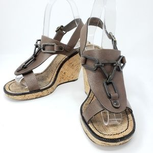 See by Chole Wedge Sz 37.5